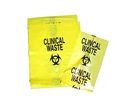 Picture of Yellow Clinical Waste Bag 120L - 50UM-MISB027153- (CTN-200)