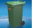 Picture of 140 litre Wheelie Bin - Green-BINS386540- (EA)