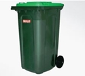 Picture of Premium 240 litre Wheelie Bin-BINS386561- (EA)
