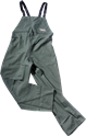 Picture of Overalls - Chemical, Oil, Fat & Abrasion Resistant - Colour: Olive Green-CLTH832250- (EA)