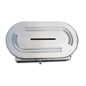 Picture of Jumbo Toilet Paper Dispenser - DOUBLE - Stainless Steel -DISP433564- (EA)