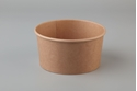 Picture of 1000ml kraft Eco Food Bowl - 150mm x 128mm x 78mm-BIOD077099- (CTN-400)