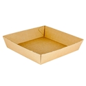 Picture of Enviro Supa Flute Tray #2 -  200 x 200 x 45mm-BIOD080815- (CTN-240)