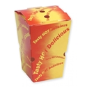 Picture of Cardboard Chipbox Large 90 x 90 x 135 -SNAK153000- (SLV-50)