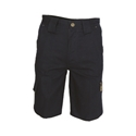 Picture of RipStop Tradies Cargo Shorts Navy-CLTH828033- (EA)