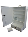 Picture of AERO Metal Cabinet Large Industrial with Drawer 46cm x 73cm x 16cm-FAID804100- (EA)