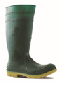 Picture of Gumboot - Green/Gristle Jobmaster 400mm Non-Safety Toe-APPR489849- (PAIR)