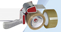 Picture of Machine Pack Tape-48mm x 1000m Clear-Hotmelt Adhesive-TAPE506506- (EA)