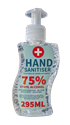 Picture of Hand Sanitiser 295ml - 75% -SOAP451480- (EA)