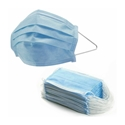 Picture of Face Mask Triple Layer Non-Woven, with ear loops-APPR490765- (BOX-50)