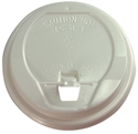 Picture of Cappa Lid to suit 8oz Capri Foam Cup-FLID123552- (SLV-100)