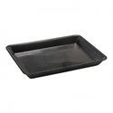 Picture of Black 11x9in Foam Trays Deep - Premium-TRAY162212- (CTN-500)