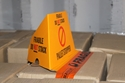"Picture of Cardboard Cones - Printed ""Do not stack"" -MPAC573790- (SLV-50)"