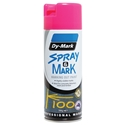 Picture of Paint Cans -Spray and Mark 350gm Fluoro Pink-MARK739862- (BOX-12)